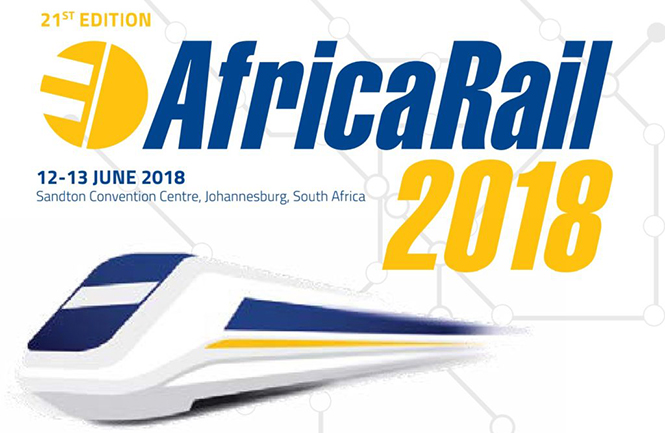 Visit us at Africa Rail 2018