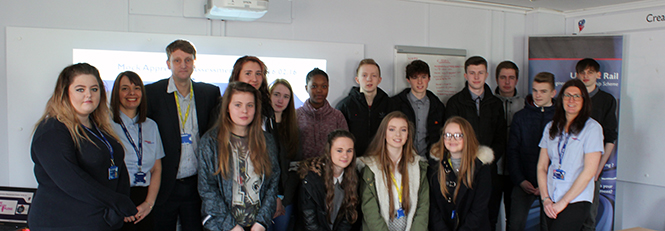 Supporting young people with the Crewe Pledge