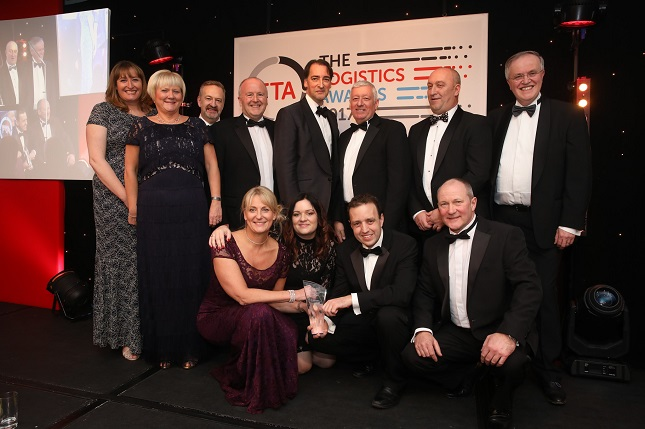 Unipart Rail and Freightliner win FTA Award
