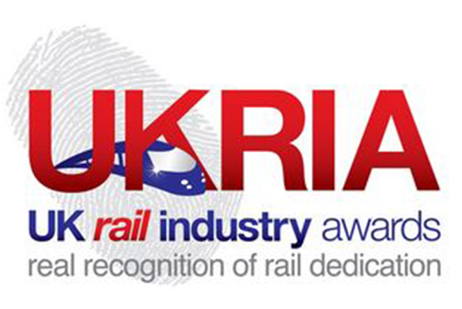 Unipart Rail Up for an Award