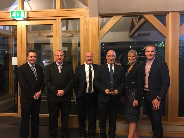Unipart Rail wins Rail Freight Innovation Award
