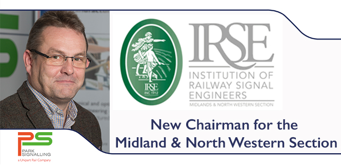 New IRSE Chairman Announced