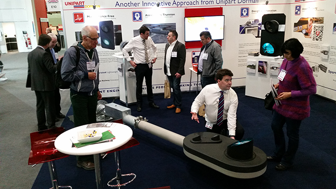 More interest at Infrarail