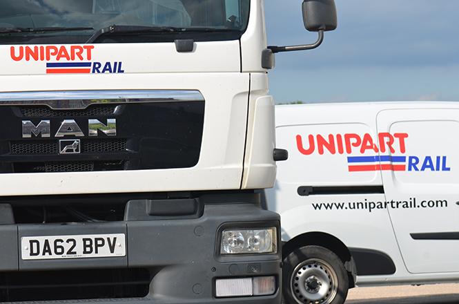 Unipart Rail renews partnership with Bibby Distribution