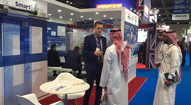 Showcasing our innovations at Middle East Rail