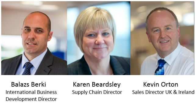 New Board Appointments at Unipart Rail T&RS
