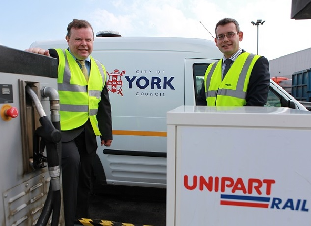 York City Council first in the UK to trial Diesolift fuel additive