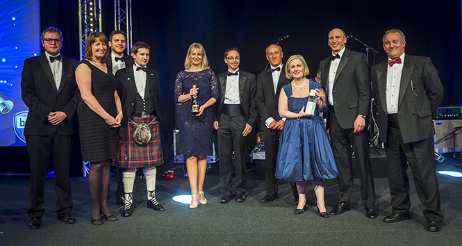 Unipart Rail scoops Collaborative Working Award
