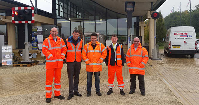 Plug & Play with Network Rail