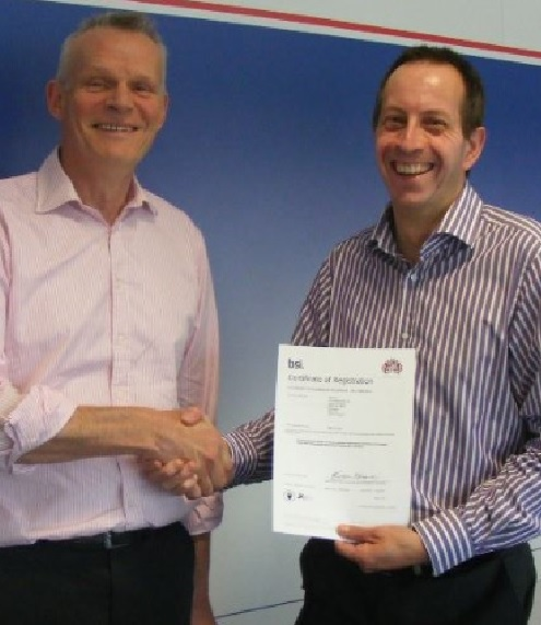 Unipart Rail and Siemens gain joint BS 11000 Certification