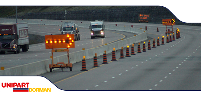 SynchroGUIDE deployed on Highway 401