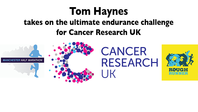 Tom Haynes takes on the ultimate challenge