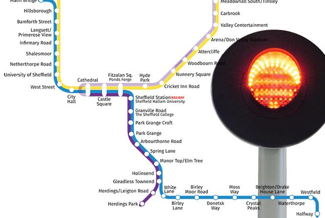 Unipart Dorman supports Sheffield's new dual voltage SuperTram Network