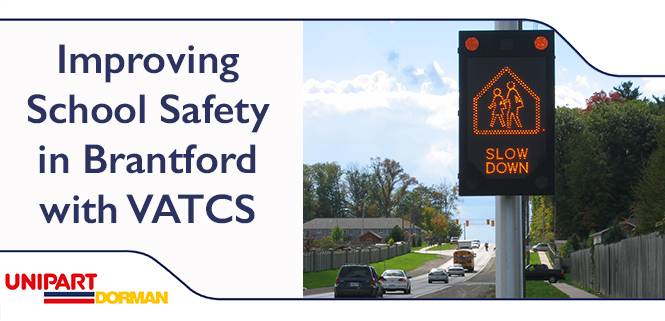 City of Brantford Highlight School Road Safety