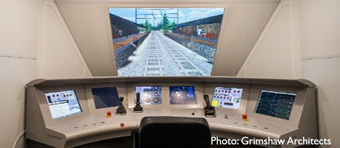 Launch of £92m UK railway research partnership